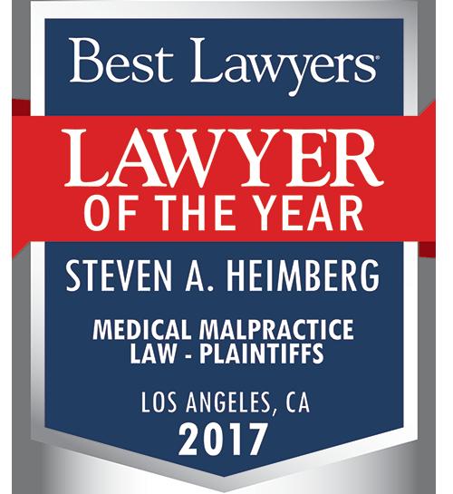 Steven Heimberg, M D  | SCI Lawyers